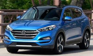 2017 HYUNDAI TUCSON PREMIUM AWD 1.6L TURBO LEATHER PANORAMIC RO