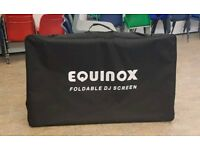 Equinox Foldable DJ Booth