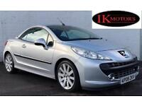 **Peugeot 207 CC 1.6 16v 120 Coupe GT**