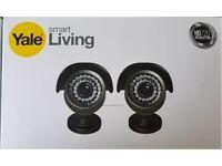 CCTV cameras. Yale 720 Camera HDC-301G. New.