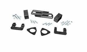 Rough Country -  2.5-inch Suspension Leveling Lift Kit  07-18