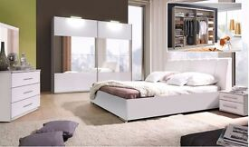 Delivery 1-10 days Brand New WHITE SLIDING DOOR WARDROBE SLIDING DOOR We Can Delivered
