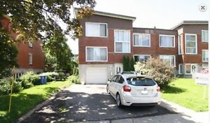 Near Cote St Luc Exquisite area LONG SHORT TERM FURNISHED OR NOT