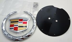 cadillac cts 2003 2004 grille emblem e g mounting kit. Black Bedroom Furniture Sets. Home Design Ideas