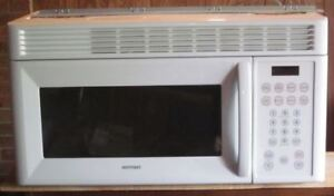 Hotpoint Over-the-Range Microwave, White