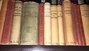 34 Manuali e volumi Hoepli - Collezione di 34 libri - Italia - 34 Manuali e volumi Hoepli - Collezione di 34 libri - Italia