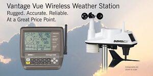 Davis Instruments 6250 Vantage Vue Wireless Weather Station -
