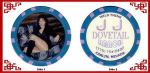 Dovetail-Ranch-Carlin-NV-JJs-Wild-Thing-Brothel-Collectors-Chip