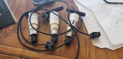 Vacuum Pressure Transducer Sensor -14.5-30 Psi Oil Fuel Gas Air Water 3-pcs