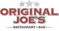 ORIGINAL JOE'S LOOKING FOR SERVERS WITH FULL TIME AVAILABILITY