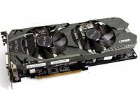 Galax NVidia Geforce GTX 970 EXOC BLACK EDITION 4GB Graphics Card BOXED