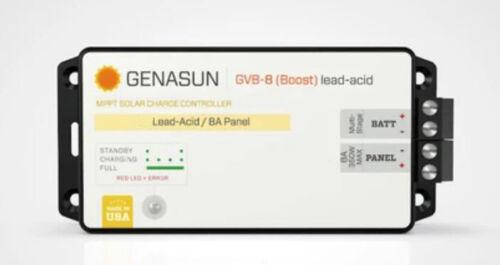 GENASUN GVB-8-PB-48V MPPT CHARGE CONTROL VOLTAGE BOOST 48 VDC 8A