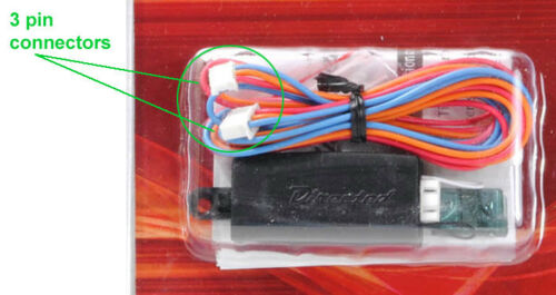 NEW DEI 507M Digital Tilt Motion Jacking Car Truck Alarm Sensor Viper NEW