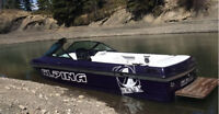 Price reduced: 20' wakeboard wakesurf boat - trade for rzr?