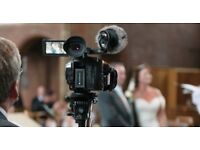 Freelance Videographer for Weddings, Special Events and Promotional Videos