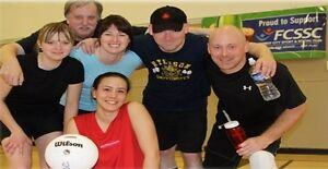 Play Co-ed Adult Volleyball this Winter with FCSSC! London Ontario image 3