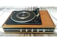 GARRARD SP25 MARK 3 STEREOSOUND TURNTABLE 1970S
