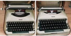 Imperial good companion 5 typewriter