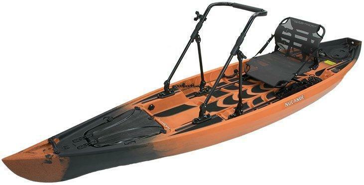 Pursuit Fly Angler Pkg (Kayak not included) - 2035