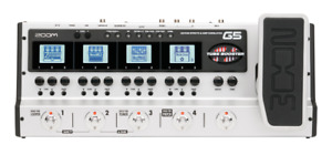 Selling my Brand New Quality Zoom G5 Guitar multi effect