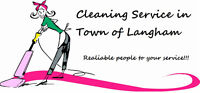 House Cleaning in Langham - Excelent references!!!