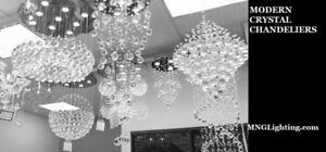 LUMINAIRE ENTREPOT | MODERN CRYSTAL CHANDELIERS LAMPS ON SALE