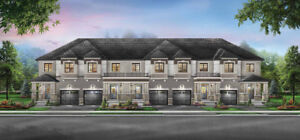 Book Now, Pre-Construction Townhouse Starts From Low $400s