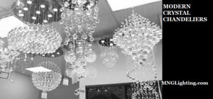 LUMINAIRE ENTREPOT LUSTRES MODERN CRYSTAL CHANDELIERS LAMPS SALE