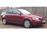 **STUNNING ESTATE** Volvo V50 1.8 2004 S Estate - ( ONLY 74K WITH F/S/H )