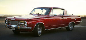 Wanted to buy 1965 Barracuda