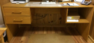 Desk and Chair -for sale