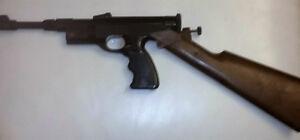 Vintage Mattel or Hubley toy machine gun