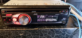 JVC STEREO - JUST CD PLAYER
