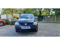 2010 Volkswagen Fox 1.2L URBAN 6V 3d 55 BHP Hatchback Petrol Manual
