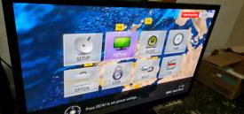 LG 50 INCH SCREEN HD LCD FREE VIEW PLASMA TV £155