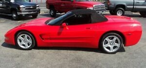 1998 - 2002 Chevrolet Corvette Convertible