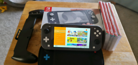 Nintendo switch lite bundle