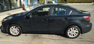 2013 Mazda Mazda3 GS-Skyactiv Sedan