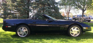 Chevrolet Corvette 1989 - TOUT ORIGINAL