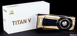 Nvidia Titan V - Open box for display, not used