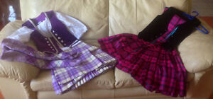 Highland Dance dresses