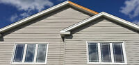 Roof Siding on the front of the house [Replacement/Repair]