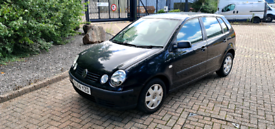 image for 04 POLO 1.2 MANUAL PETROL. MILEAGE 83K. LOVELY DRIVE.