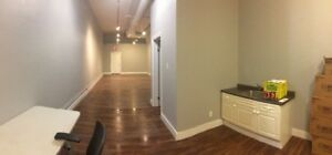 Downtown Commercial suite for rent