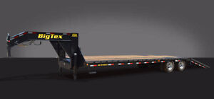 Taking orders for Big Tex Flatbeds    www.ontariotrailers.ca
