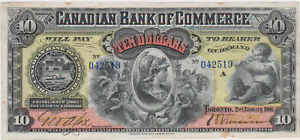 Selection of Chartered, Dominion and Bank of Canada notes!