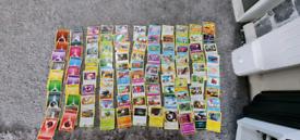 Pokamon cards