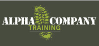 Level up with Alpha Company Training