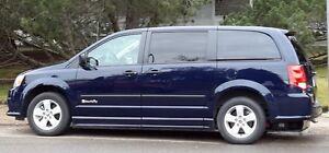 2013 Dodge Grand Caravan SE - WheelChair BRAUNABILITY