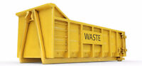 Roll-off garbage containers $299 All In! Pickup & Delivery